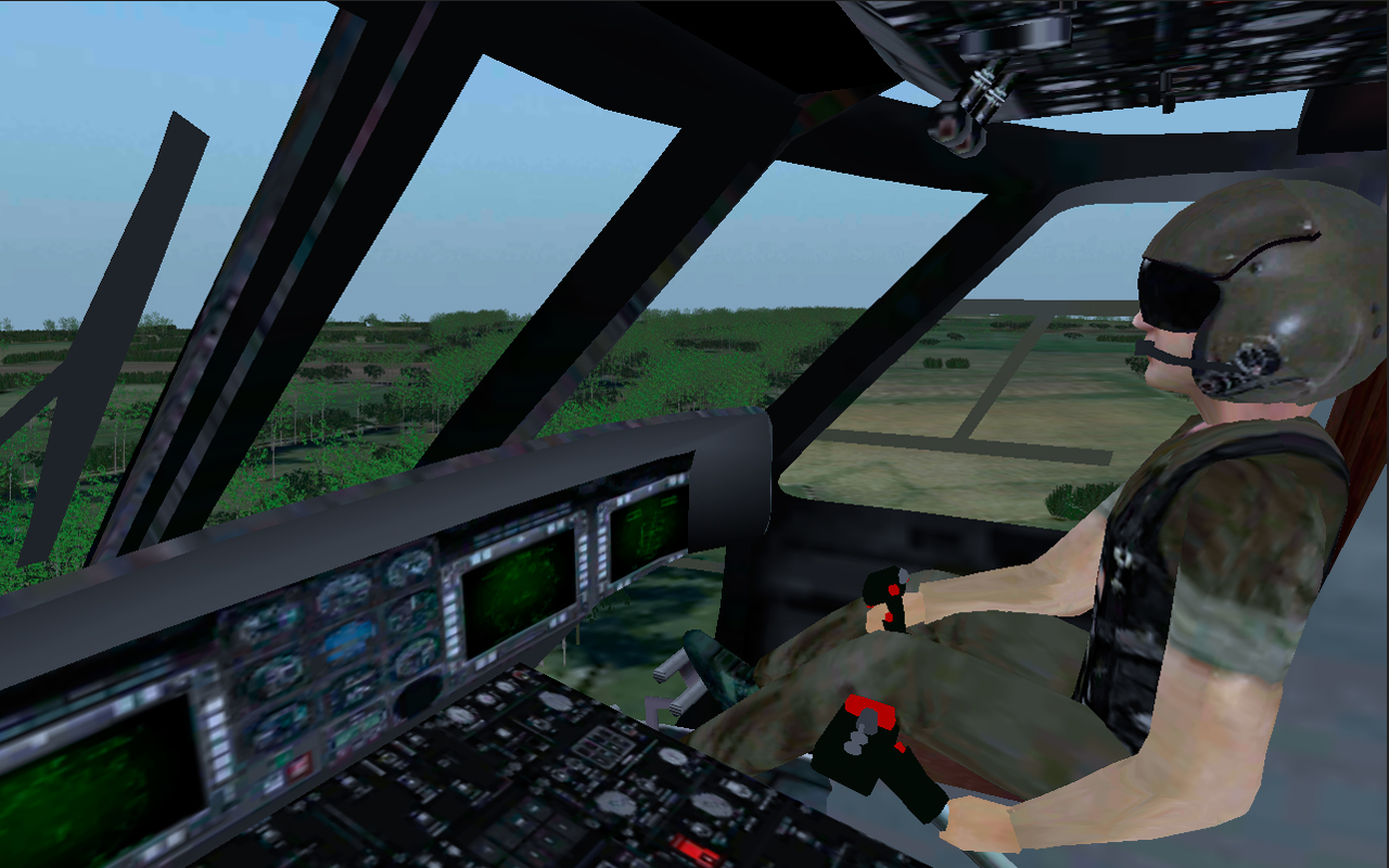 screenshot 3 Helicopter VR content image