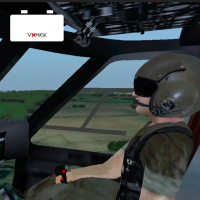 Store MVRのアイテムアイコン: Helicopter VR